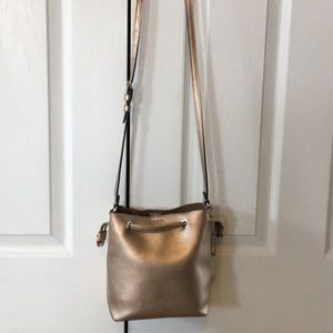 Authentic Leather Coach Derby Crossbody Purse Used